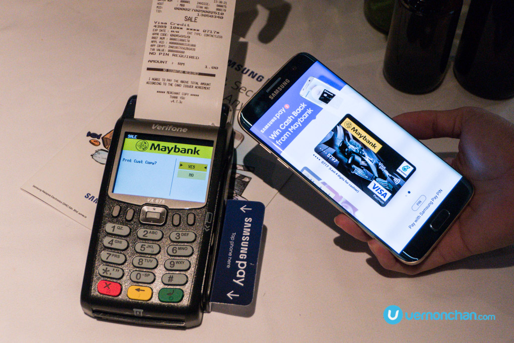 Samsung Pay officially goes live in Malaysia on 24 February – supports Maybank, Citibank, CIMB Bank, Standard Chartered cards