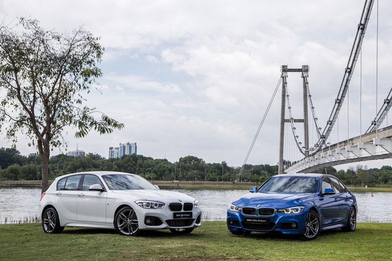 BMW unleashes new BMW 118i M Sport and BMW 330e M Sport in Malaysia