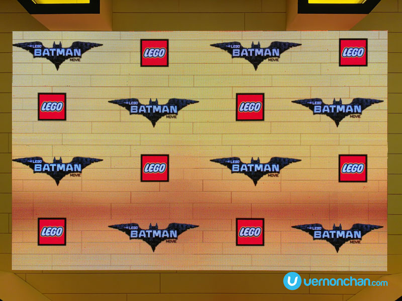 LEGO BATMAN Movie comes to life at Mid Valley Megamall