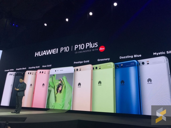 [MWC17] Huawei P10 and P10 Plus debut with Leica Summilux-H f/1.8 lens