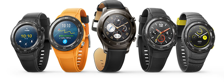 [MWC17] Huawei Watch 2 gets serious about fitness