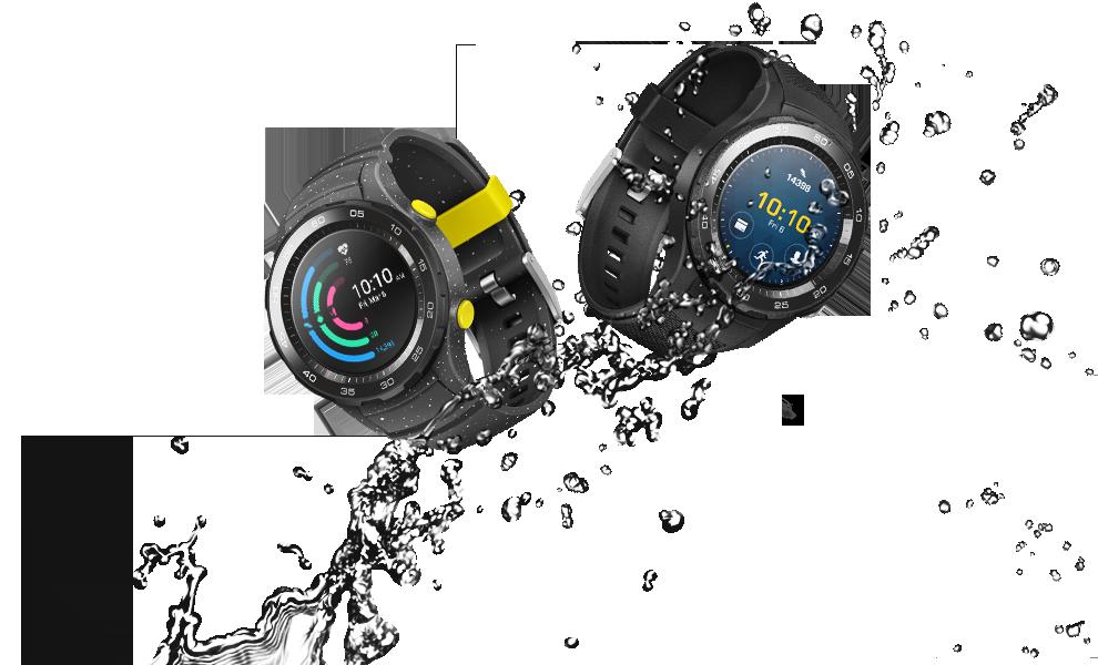 MWC17 Huawei Watch 2