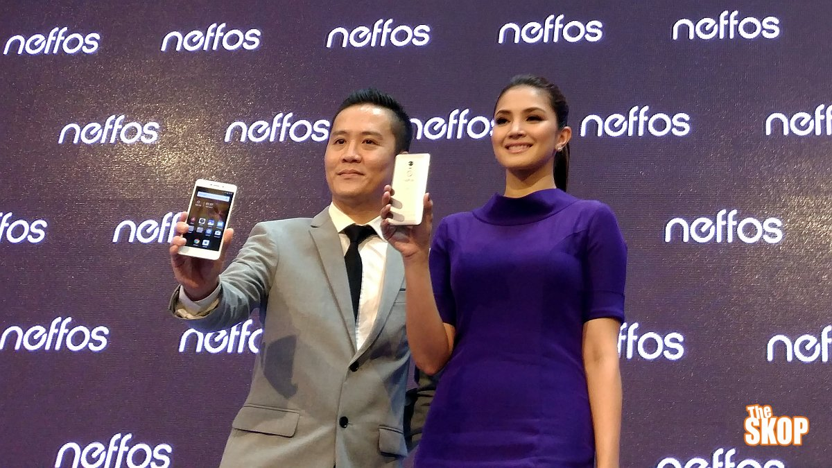 Fazura is the new face of Neffos