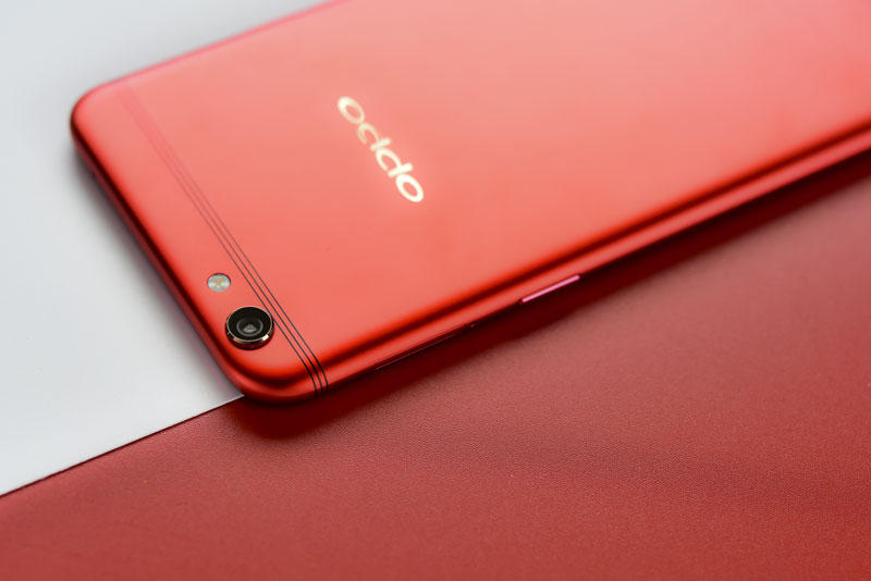 OPPO R9s Red Edition Valentine's