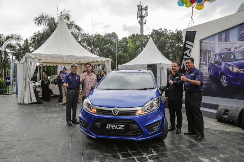 Proton Iriz lands in Indonesia, prices start from IDR175.2 million