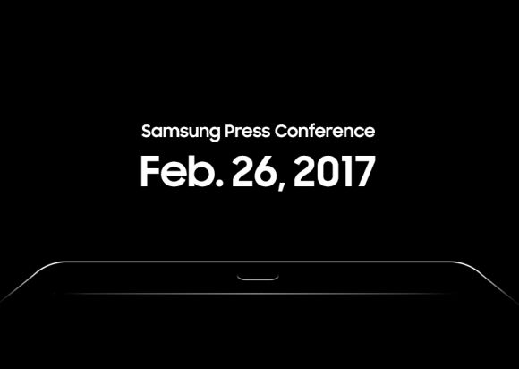 "Samsung to reveal a ""bigger Galaxy S7"" at MWC 2017"