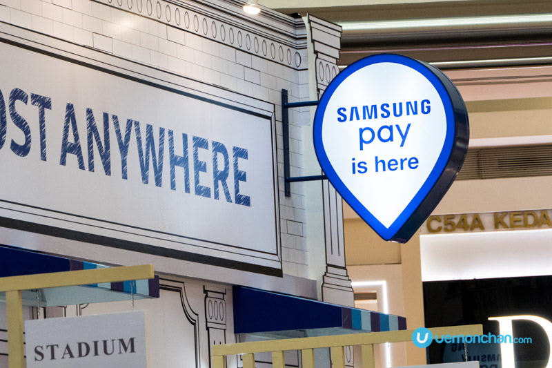 Samsung Pay officially goes live in Malaysia – supports Maybank, Citibank, CIMB Bank, Standard Chartered cards