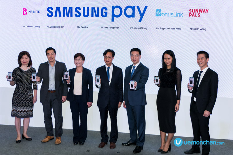 Samsung Pay in Malaysia