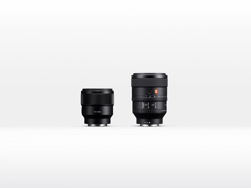 New Sony E-Mount mid-telephoto lenses are absolutely bokehlicious