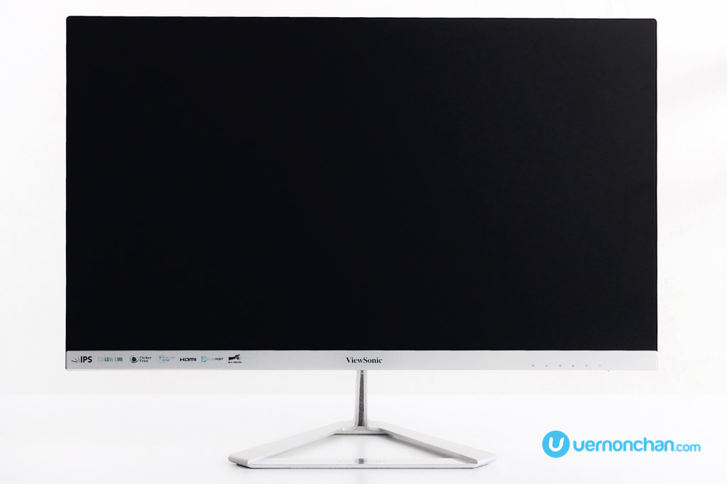 ViewSonic VX2776-SMHD monitor review: Super skinny for less