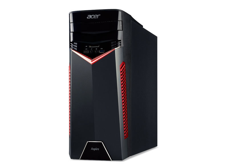 Acer Aspire GX781 – stylish desktop PC for gaming and computing