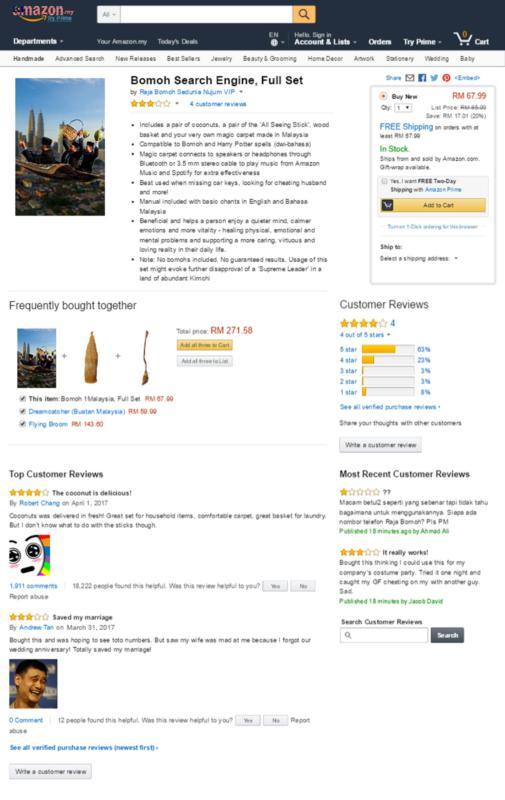 Amazon Malaysia