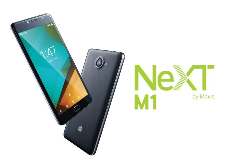 Maxis NeXT M1 smartphone is pretty much a Flash Plus 2 underneath