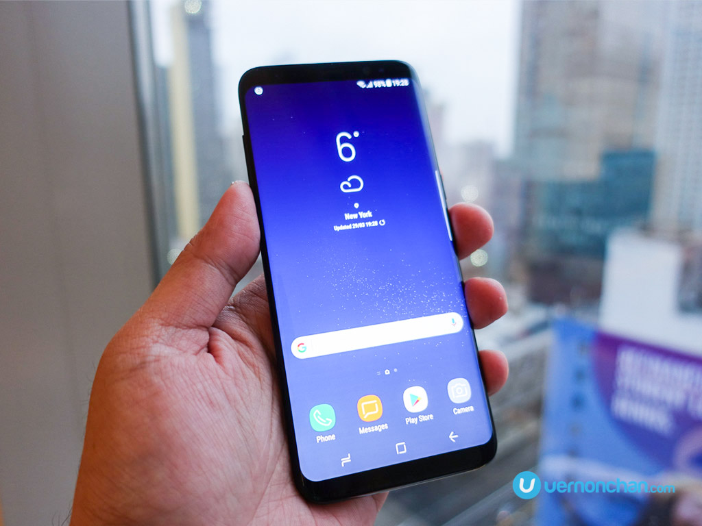 Samsung Galaxy S8 pre-orders start tomorrow, prices from USD720