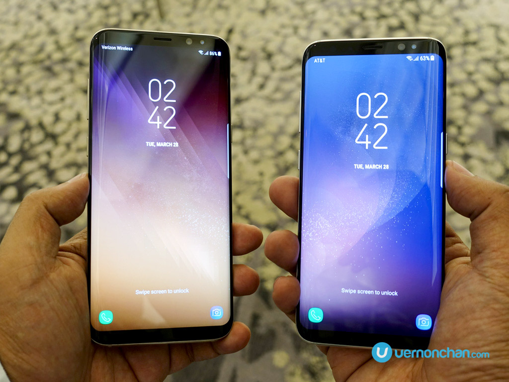 Pre-order for Samsung Galaxy S8 in Malaysia to start 11 April
