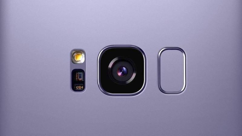 Galaxy S8 Unpacked