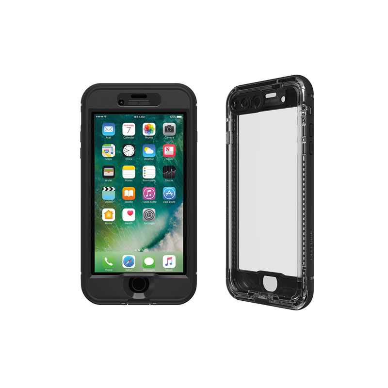 LifeProof NÜÜD protects your iPhone 7, iPhone 7 Plus from water, drops, dirt and snow