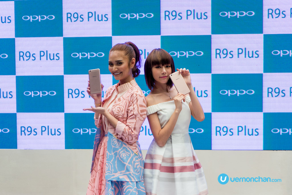 OPPO R9s Plus: Go big or go home