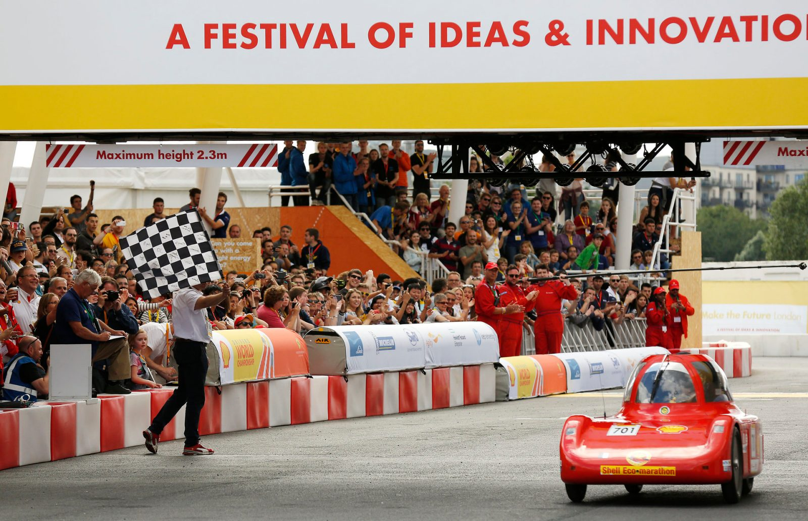 7 student teams from Malaysia vie for honours at Shell Eco-marathon Asia 2017 in Singapore