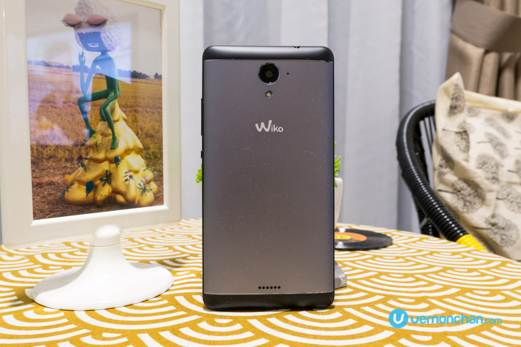 The Wiko Ufeel Fab will keep you feeling fabulous for longer