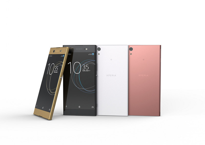 Sony Xperia XA1: Flagship camera features, borderless design for less