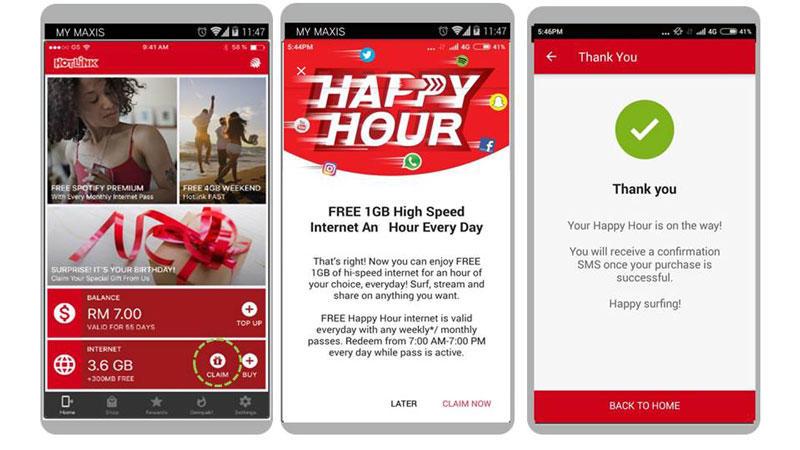 Hotlink RED App