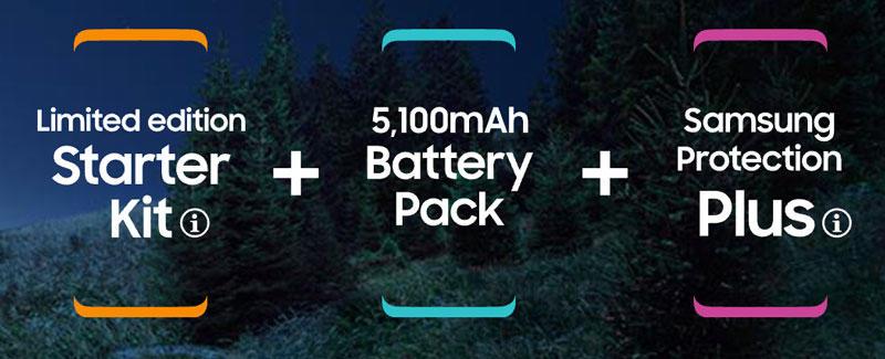 Galaxy S8 pre-order bundle
