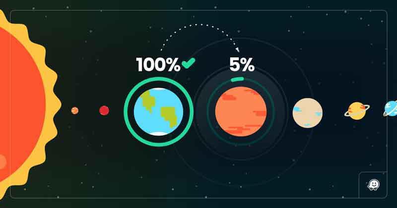 Waze Mars