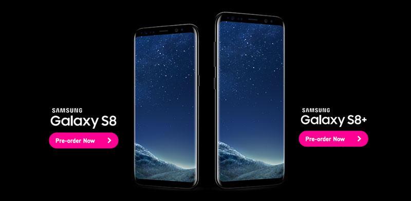 Maxis Samsung Galaxy S8 Pre-order