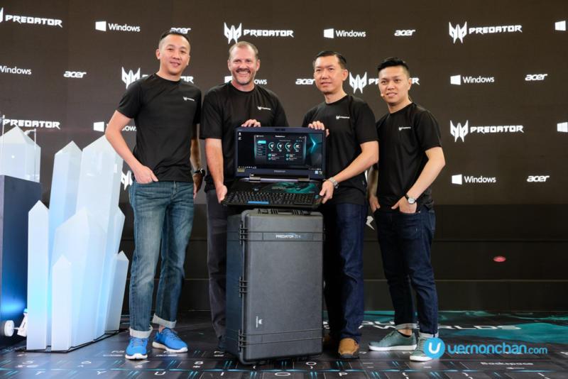 Acer Predator 21 X launch