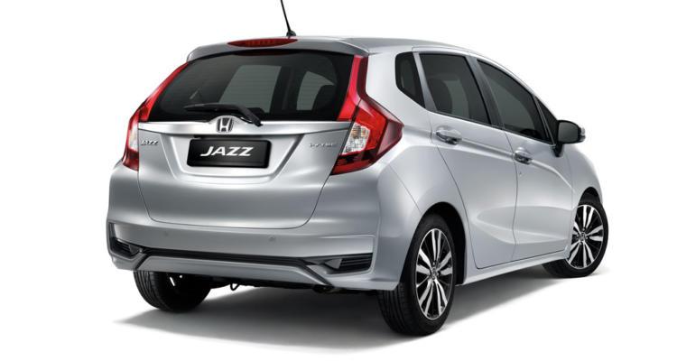 New Honda Jazz