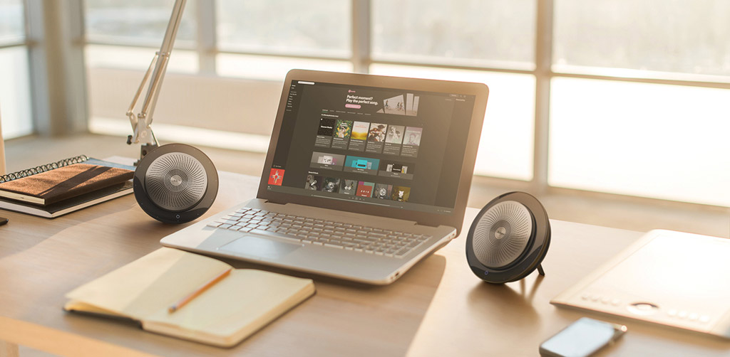 Jabra Speak 710 speakerphone for superior Unified Communications