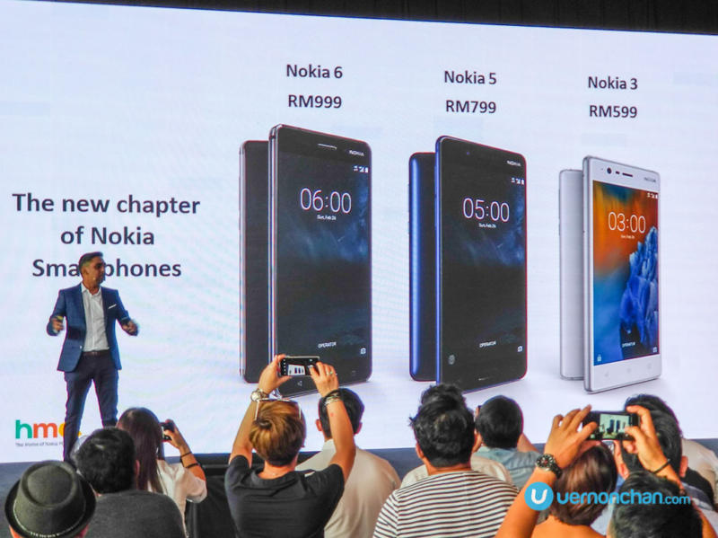 Nokia Malaysia launch