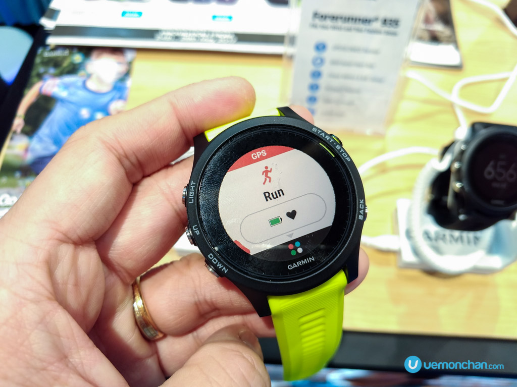 New Garmin range aims to keep you active no matter the age