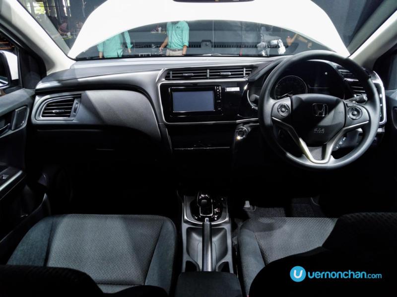 2017 Honda City Hybrid