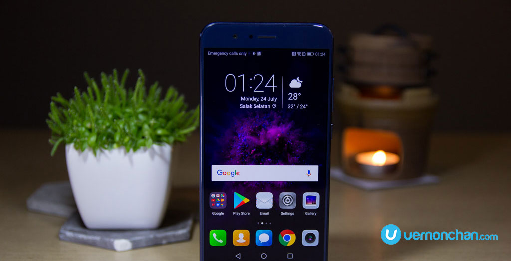 Run stock Android on Huawei and honor devices