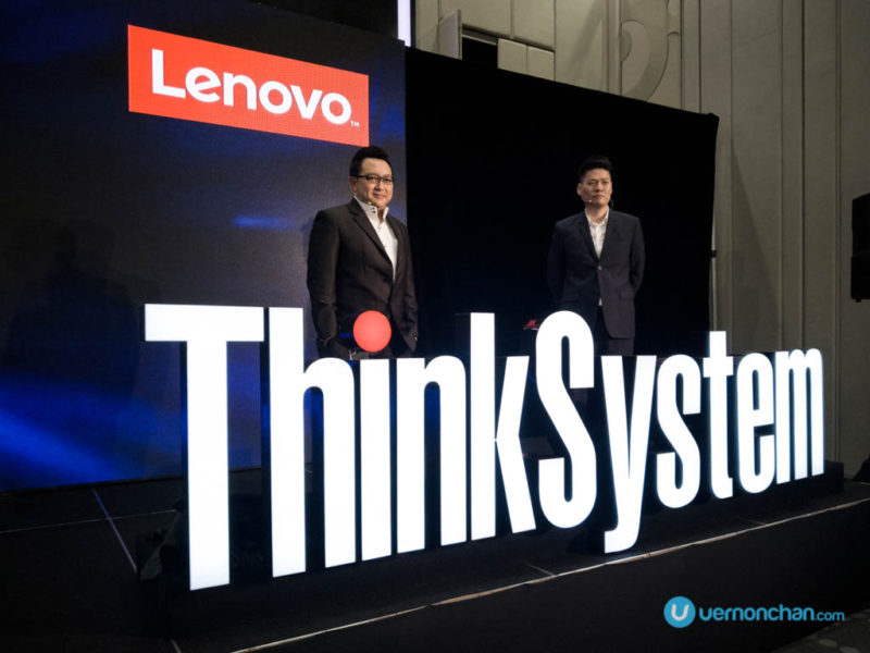 Lenovo Transform 2017 ThinkSystem ThinkAgile