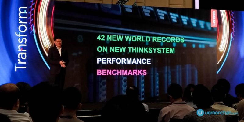 Lenovo Transform 2017 ThinkSystem ThinkAgile