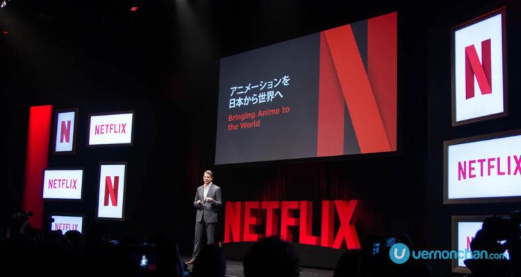 Netflix Anime Slate 2017