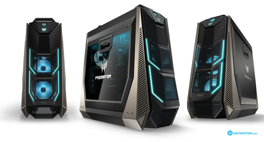 Acer Predator Orion 9000 is the 18-core gaming desktop you'll want ...