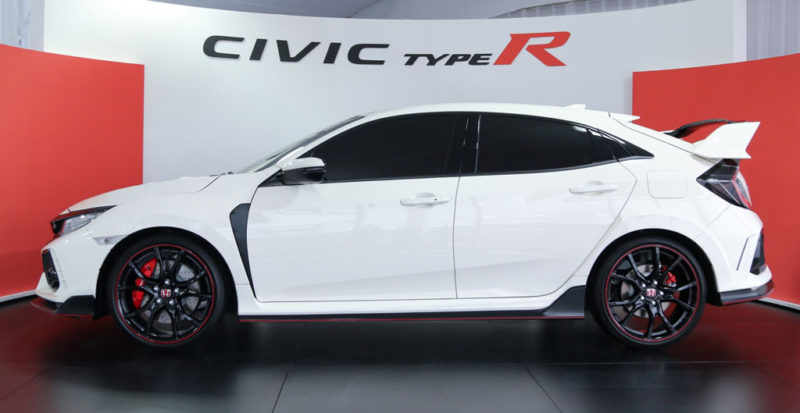 Honda Civic Type-R FK8R