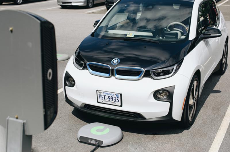Plugless wireless charging