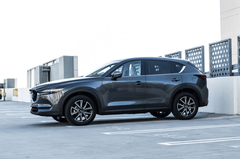 2017 mazda cx-5 set to stir things up in suv segment