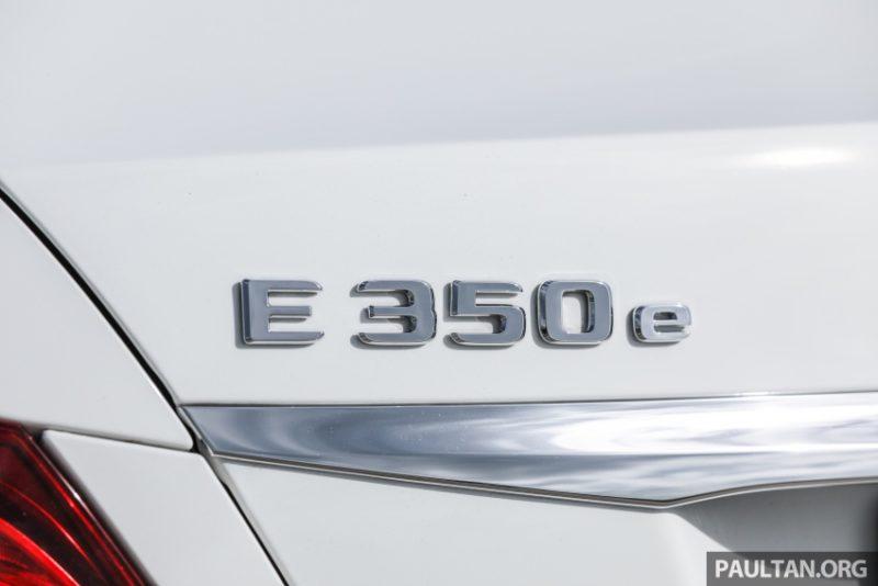 Mercedes-Benz E350 e
