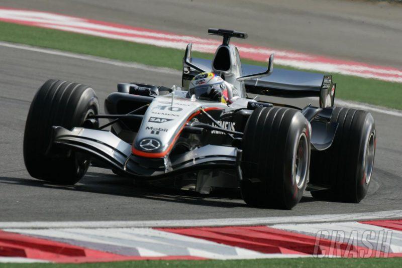 McLaren Juan Pablo Montoya @ 2005 Chinese GP