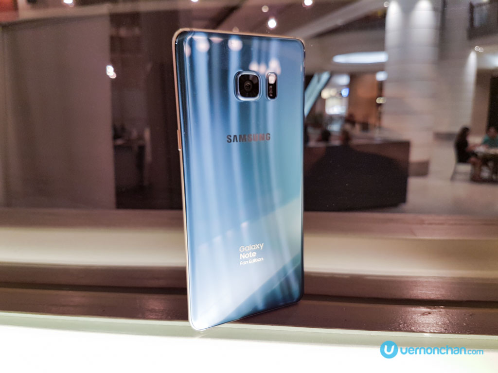 Galaxy Note Fe Fan Edition Hits Malaysia On 25 October