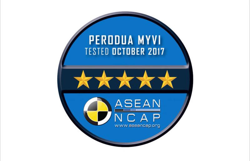 2018 Perodua Myvi ASEAN NCAP