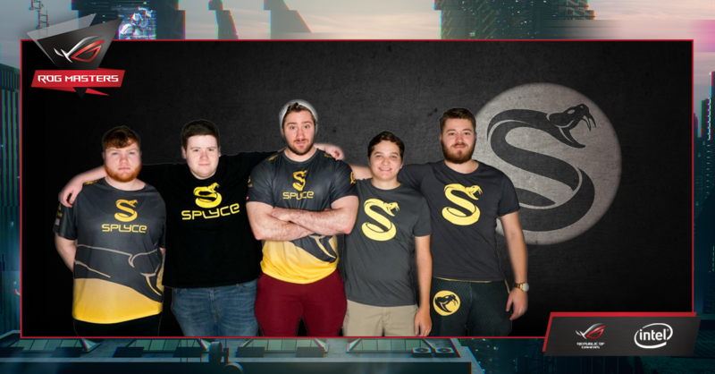 ROG Masters Splyce