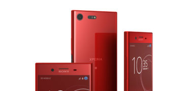 Sony Xperia XZ Premium Rosso Red
