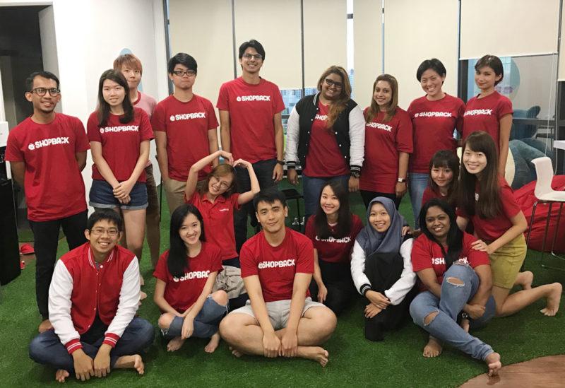 ShopBack Malaysia team